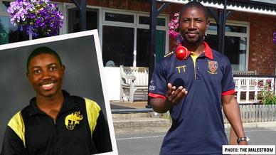 Where is former Zimbabwe and KKR player Tatenda Taibu now?